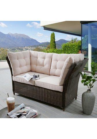 DESTINY Sofa »Palma« 2er-Sitzer Polyrattan ir ...