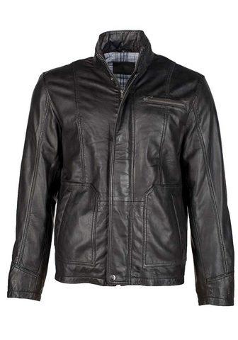 JCC Куртка кожаная с Baumwollfutter »...