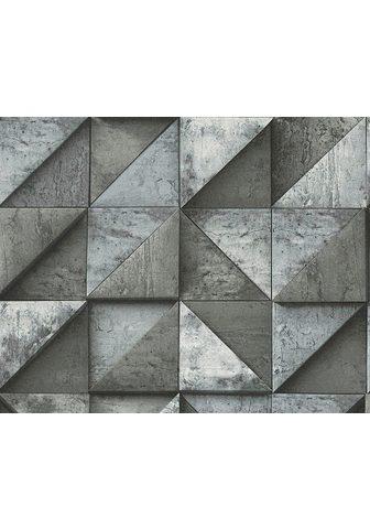 DANIEL HECHTER Tapetai » vintažinio stiliaus Beton im...