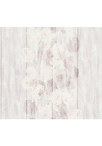 BRIGITTE HOME Tapetai »Tapete in mediena imitacija f...