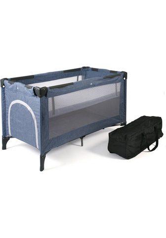 Baby-Reisebett »Luxus джинсы Blu...