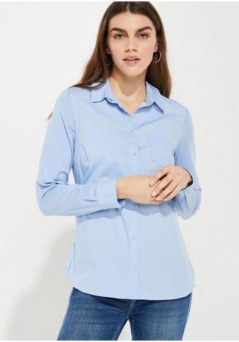 COMMA Fabricmix-Bluse