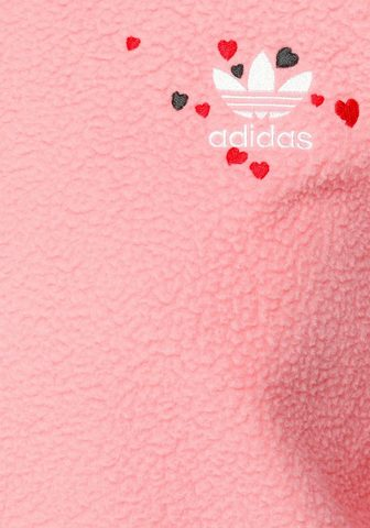 ADIDAS ORIGINALS Sportinio stiliaus megztinis »HALF ZIP...