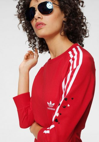 ADIDAS ORIGINALS Suknelė »LONGSLEEVE T-DRESS«