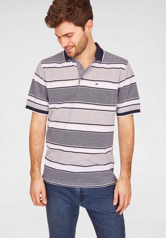 NAVIGAZIONE Polo marškinėliai in Grautönen