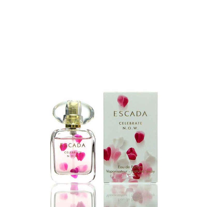 ESCADA Eau de Toilette »Escada Celebrate N.O.W. Eau de Parfum 50 ml«
