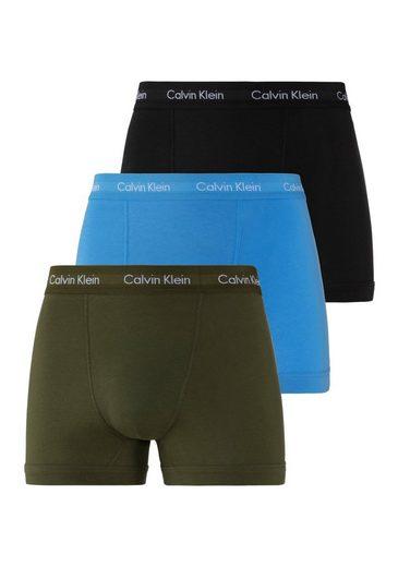 Calvin Klein Boxer (3 Stück) Logo Webbund