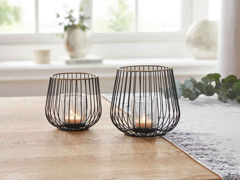 HomeLiving Windlicht »Modern«