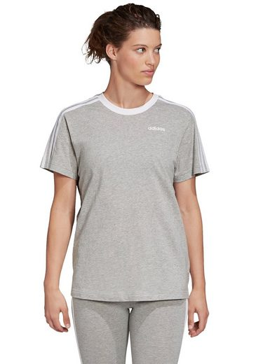 adidas Performance T-Shirt »3STRIPES ESSENTIALS BOYFRIEND TEE«