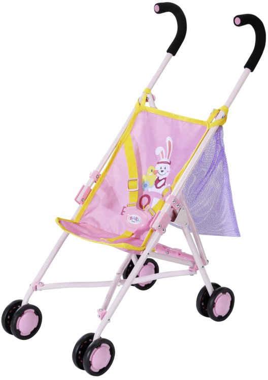 Baby Born Puppenbuggy »Stroller«, mit Netztasche