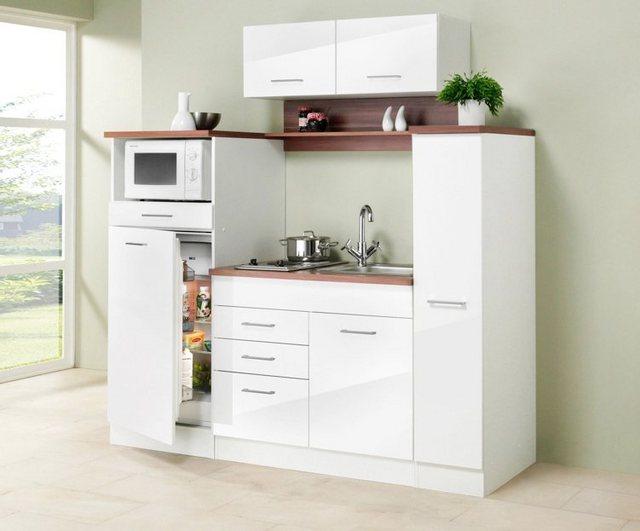 HELD MÖBEL Miniküche »Breite 190 cm« | Küche und Esszimmer > Küchen > Miniküchen | HELD MÖBEL