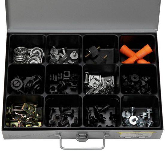 RAMSES Sortimentskasten , mit Clips Karosserie VW, 134 Teile