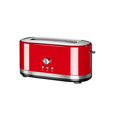 KitchenAid Toaster Manual Control Toaster Langschlitz