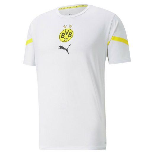 PUMA Fußballtrikot »Mile BVB Prematch Trikot für Herren«