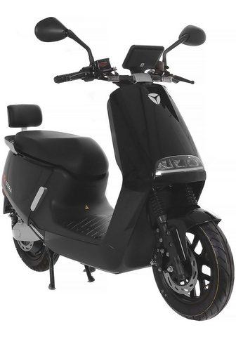 SXT Scooters E-Motorroller »yadea G5« 2300 W 45 km/...