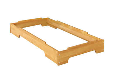 BioKinder - Das gesunde Kinderzimmer Stapelbett »Kai«, 70x140 cm