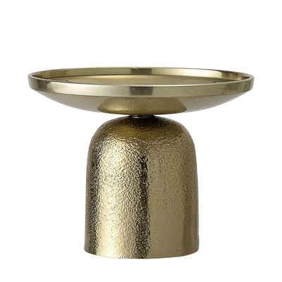 Bloomingville Kerzenhalter »Bloomingville Kerzenhalter Gold Aluminium«