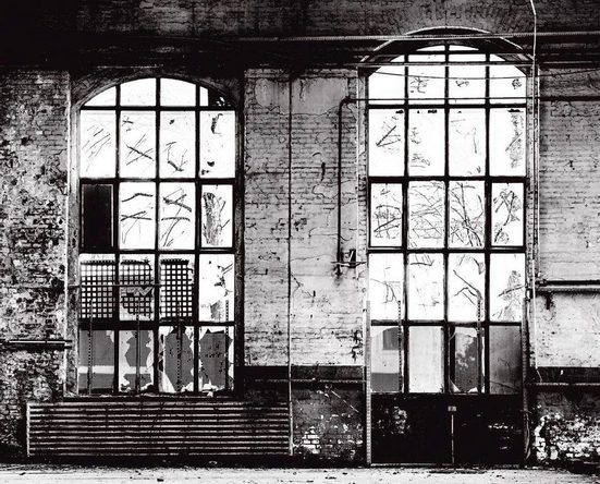 Fototapete »Factory III«