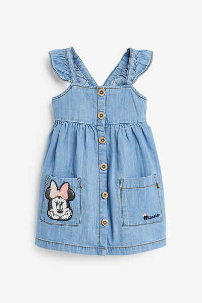 Next Jeanskleid »Disney Minnie Mouse™ Sommerkleid aus Denim« (1-tlg)