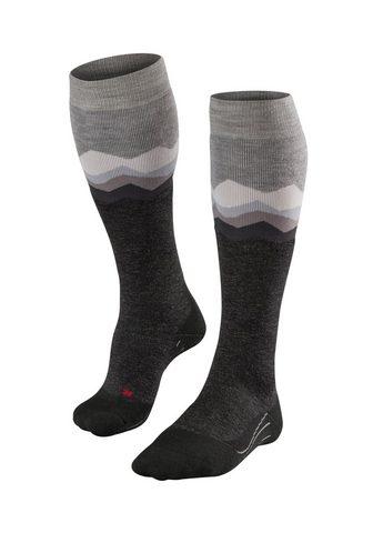 FALKE Slidinėjimo kojinės SK2 Crest Skiing (...