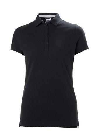 HELLY HANSEN W Crew Pique 2 Polo marškinėliai