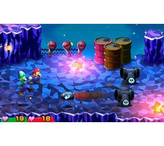 SOFTWARE PYRAMIDE Mario & Luigi: Superstar Saga + Bowser...