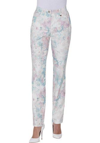 Cosma брюки с zartem цветочным узором