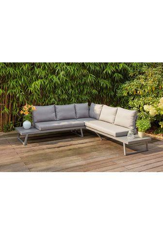 SIENA GARDEN Sodo sofa »Larina« Aluminum ir atrama ...