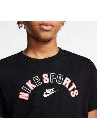 NIKE SPORTSWEAR Marškinėliai »BOYS Marškinėliai GET OU...