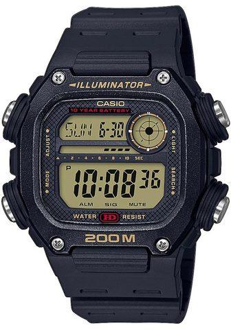 CASIO COLLECTION Chronografas- laikrodis »DW-291H-9AVEF...