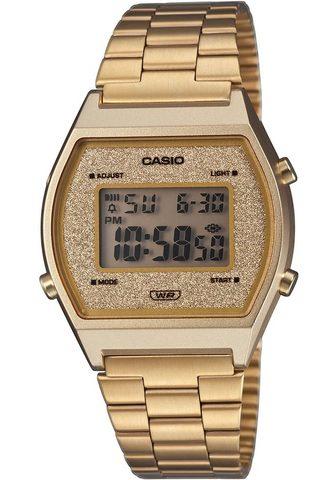 CASIO в винтажном стиле часы-хронограф...