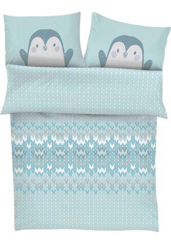 Детское постельное белье »Pingui...