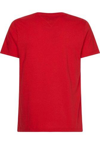 TOMMY HILFIGER Marškinėliai »RWB dryžuotas TEE«