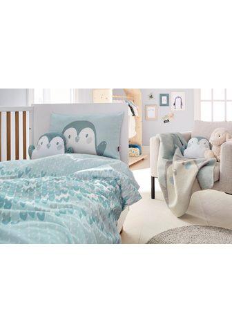 Детское одеяло »Pinguin«