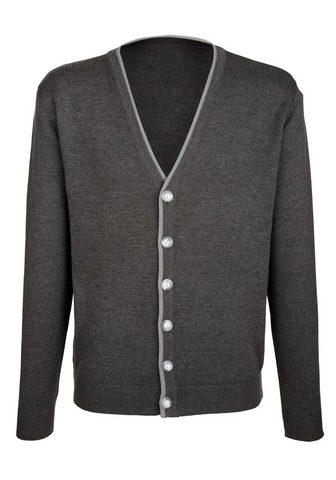 ROGER KENT Megztinis in Melange-Qualität