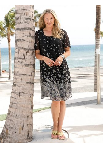 Платье с Paisleydruck
