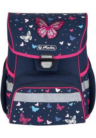 HERLITZ Mokyklinė kuprinė »Loop Plus Butterfly...