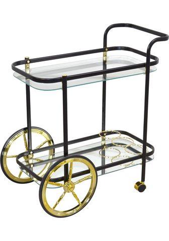 HOME AFFAIRE Serviravimo vežimėlis