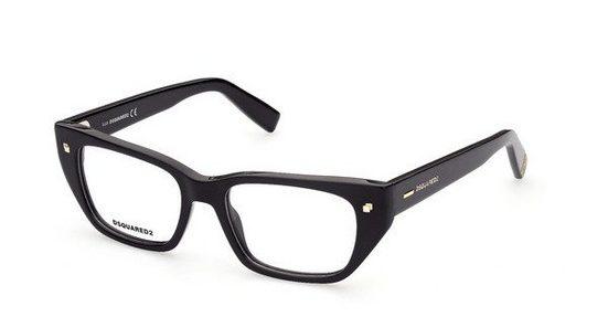 Dsquared2 Damen Brille »DQ5316«