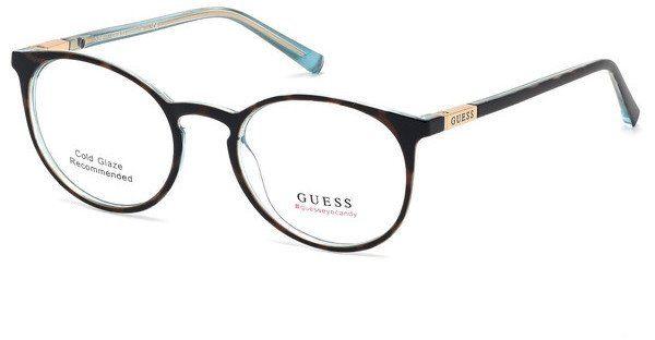 Guess Brille »GU3045«, Vollrand Brille online kaufen | OTTO