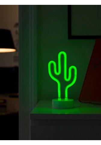 KONSTSMIDE LED Schlauchsilhouette Kaktus