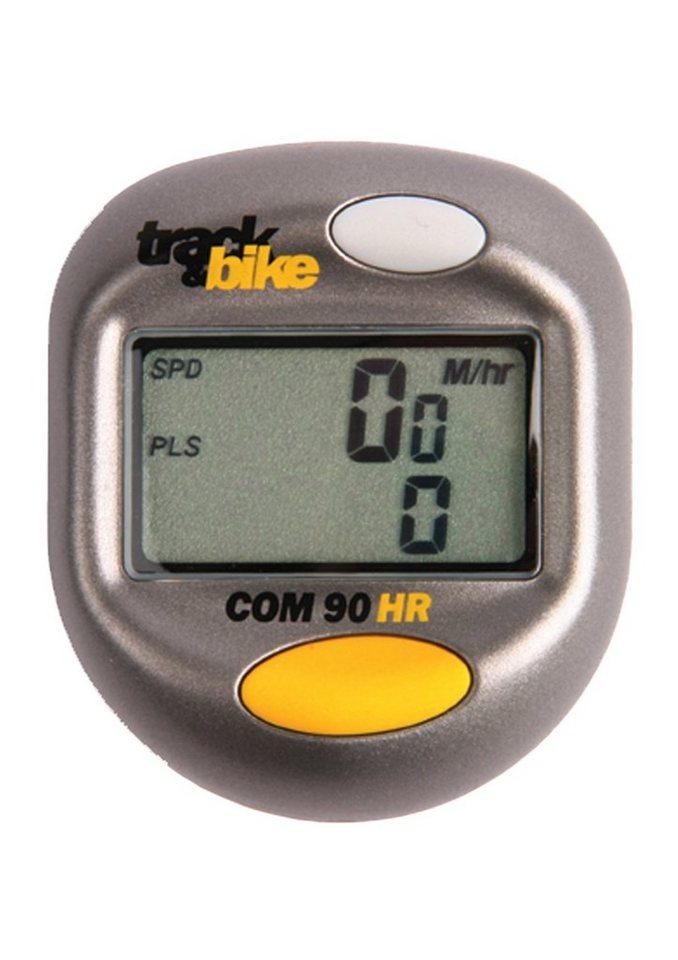 Fahrradcomputer 3 in 1 »Track&Bike«, inkl. Pulsmessung und drahtloser Fahrraddaten-Übertragung