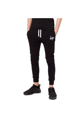 HYPE Sportinės kelnės »Jungen su Logo-Schri...