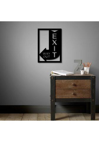 ART FOR THE HOME Wanddekoobjekt