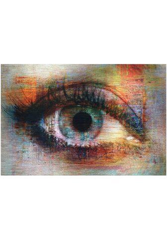 ART & PLEASURE Art & Pleasure Metalinis paveikslas »T...