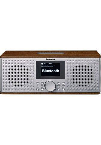 LENCO »DIR-170WA« Internet-Radio (UKW su RDS...
