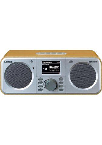 LENCO »DIR-140« Radio (InternetradioDigitalr...