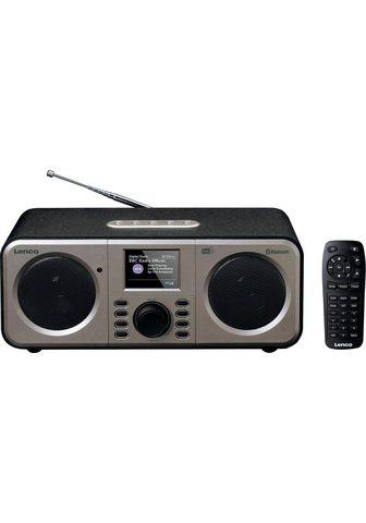 LENCO »DAR-030« Skaitmeninis radijo imtuvas ...