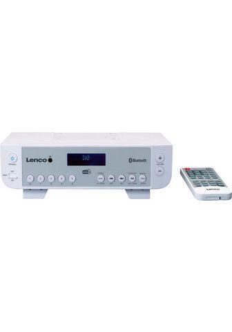 LENCO »KCR-200« Küchen-Radio (Digitalradio (...