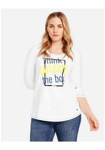SAMOON Marškinėliai Ilgomis rankovėmis marški...